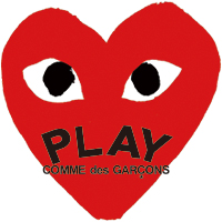 PLAY COMMEdesGARCONS
